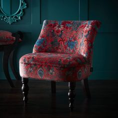 Textile designer Emma J Shipley Collaborates with Clarke and Clarke