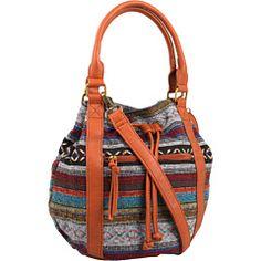 Hurley Market II Bucket Bag