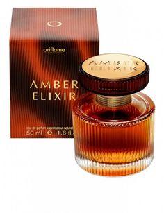 Amber Elixir Eau de Parfum - Terinspirasi oleh kecantikan misterius amber, Amber Elixir memancarkan aura sensualitas dan ketenangan. Aroma hangat blackcurrant dan mandarin diikuti oleh heliotrope yang memikat, amber yang penuh mistis dan musk yang sensual. Kesemuanya akan menyelimuti Anda dengan kemilau amber yang menggoda. 50 ml.