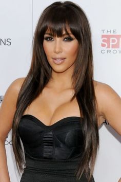 Kim Kardashian's ever-changing makeup and hair looks from the early 2000s to today.