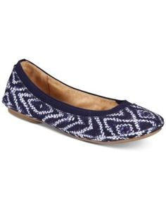 Bandolino Edition Ballet Flats - Blue 9.5M