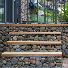 gabion-steps-timber-custom