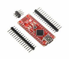 Iduino NANO168 ATMEGA168 V3 5V 16MHz Compatible with Arduino's IDE - 9$