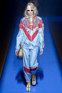 Gucci Spring 2018 Ready-to-Wear  Fashion Show