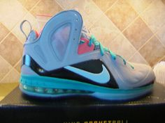 meet 43ab4 40efd Nike LeBron 9 Elite - Wolf Grey - Mint Candy - New Green - Pink Flash -  SneakerNews.com
