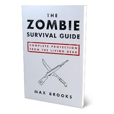 The Zombie Survival Guide ($13) ❤ liked on Polyvore featuring books, zombie and other accessories