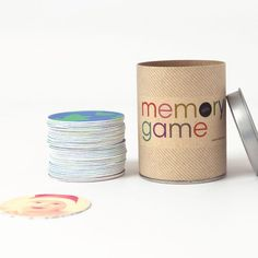 Personalized Memory Game   Paper Culture