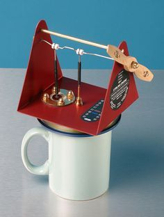 Coffee cup sterling engine ...  =====>Information=====> https://www.pinterest.com/stevengatke/steam-power/