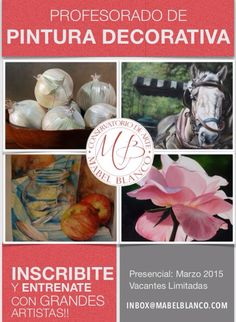 Profesorado de #pinturadecorativa inbox@manelblanco.com