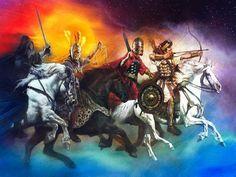 A Bíblia pela Bíblia: Os primeiros selos do Apocalipse.
