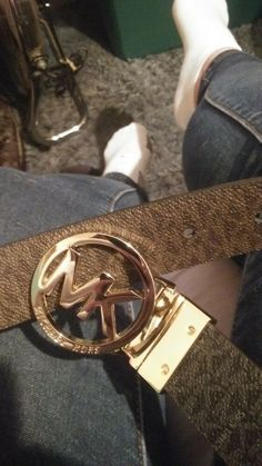 09d54d8c29a Michael kors Belt  fashion  clothing  shoes  accessories  womensaccessories   belts (