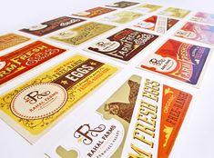 Anderson Design Group: Rahal Farms Branding