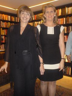 As nutricionistas, autoras do livro, Cibele Regina Fornari Zalli e Fabíolla Andrea Machado.