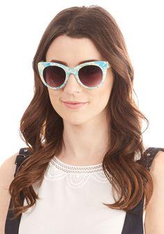 Getting Haute in Here Sunglasses | Mod Retro Vintage Sunglasses | ModCloth.com