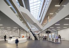 Gallery of New Halifax Central Library / Schmidt Hammer Lassen + Fowler Bauld & Mitchell - 7