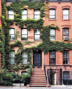 The West Village, NYC |  @framboisejam on Instagram