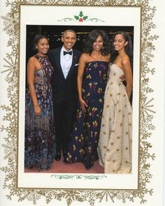 "12.5k Likes, 110 Comments - Because of Them We Can™ (@becauseofthem) on Instagram: ""'Tis the season for a throwback Obama holiday card.  #tbt #theobamas #becauseofthemwecan"""