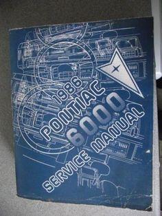 Pontiac g3 wave service repair manual 2002 2010 pontiac service pontiac 6000 service manual 1986 s 8610a listing in the pontiaccar manuals fandeluxe Image collections