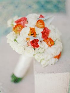 Featured Photo: Michelle March; Delicate Wedding Bridal Bouquets to Make You Wow. To see more: http://www.modwedding.com/2014/03/28/delicate-wedding-bridal-bouquets-to-make-you-wow/  #wedding #weddings #bouquet