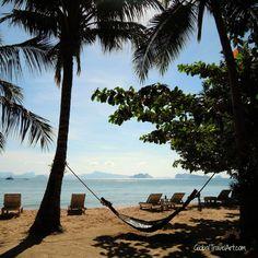 Koh Yao Noi, Thailand: The Paradise Koh Yao Noi Boutique Resort & Spa – Naturperle hinter himmelblauer Kitschfassade *** Das PARADISE ist besser als das Paradies Boutique Hotels, Resort Spa, Thailand, Outdoor Decor, Paradise, Nice Asses