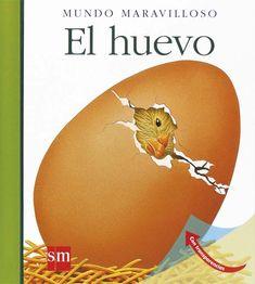 +4 eL HUEVO. ¿Qué tienen en común el cocodrilo, la hormiga, la serpiente, la rana y el caracol? ¡Que todos ellos ponen huevos!