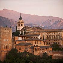 The Alhambra in Granada, Spain, on my list of must see one day