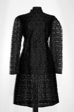 http://www.vintagewardrobe.ro/cumpara/rochie-vintage-din-dantela-neagra-anii-60-7496370 #vintage #vintageautentic #vintagewardrobe #lace #vintagedresses #1960s