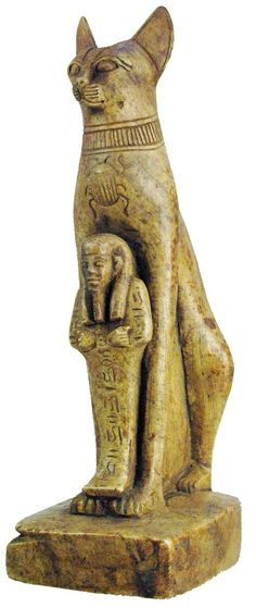 Ancient Egyptian Artifacts | Go Big': Ancient Egyptian artifacts statue of cat 663 - 525 BC