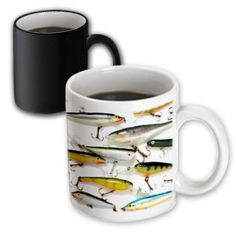 Fly fishing coffee mug super fly fishing tea cup fly for Walmart fly fishing