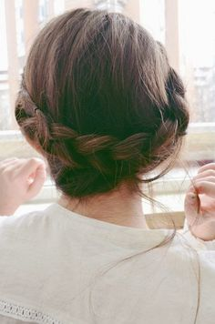 #beauty #hair #woman #fashion #style #braided