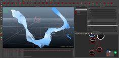 Creating Fluid Movement with DSpline in RealFlowComputer Graphics & Digital Art Community for Artist: Job, Tutorial, Art, Concept Art, Portfolio