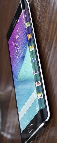 Samsung Galaxy S6 Edge - want this phone soo badly