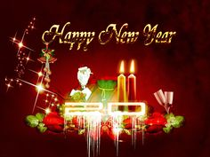 Collections of Beautiful Happy New Year Wallpapers 2015