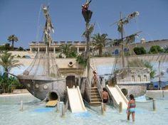 Faliraki Greece Water Park