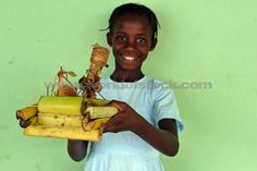 Hand Made Toys In Sao Tome And Principe