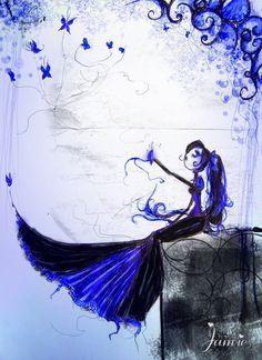 Blue by MissJamieBrown.deviantart.com on @deviantART
