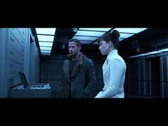 (238) Blade Runner 2049- Officer K meets LUV scene - YouTube