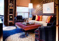 Lisa Wolfe Design- Media Room