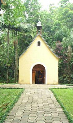 Santuário Schoenstatt no bairro do Jaraguá em São Paulo, Brasil