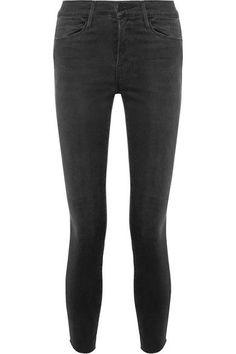 FRAME - Le High Skinny Jeans - Black - 26