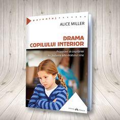 Drama copilului interior Alice, Drama, Cover, Interior, Books, Author, Bebe, Interieur, Livros