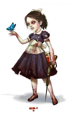 Bioshock Little Sister by Cosplay4UsAll