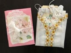Junk Journal and Kit - Shabby Chic - SOLD - Thank you!!