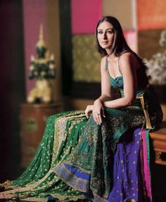 One of my all time favorite lehengas by Manish Malhotra. Saving this one for my engagement ;)