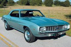 1969 Chevrolet Camaro ZL1