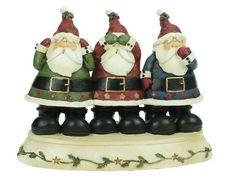 - Hear No Evil, See No Evil, Speak No Evil Three Santa's Christmas Figurine - Occasions Direct Christmas Figurines, Santa Christmas, Xmas, See No Evil, Wise Monkeys, Third, Pictures, Wisdom, Amazon