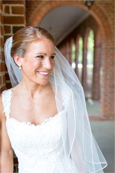Richmond Virginia Wedding Photography | Anna Grace Photography | Bridal Portrait