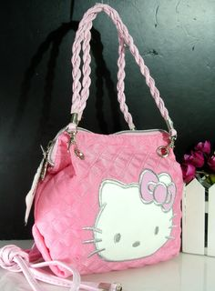 New Hellokitty Mini Bag W Shoulder Strap Purse 6692pp08 Alibaba Group Purses And Bags