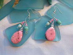 Pink Earrings!