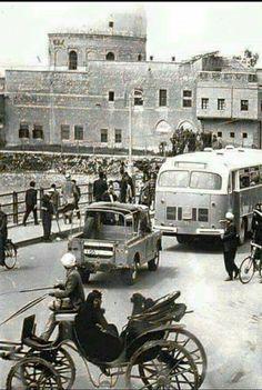 صورة قديمة وجميلة في كركوك اخذت الصورة في الستينات
